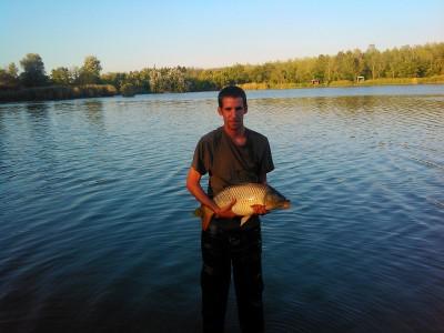 Elment horgászat randi