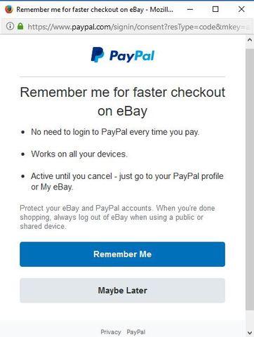 Fizetés és pénz igénylése online – PayPal